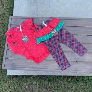 Matilda Jane Christmas Outfit Size 18-24 Months
